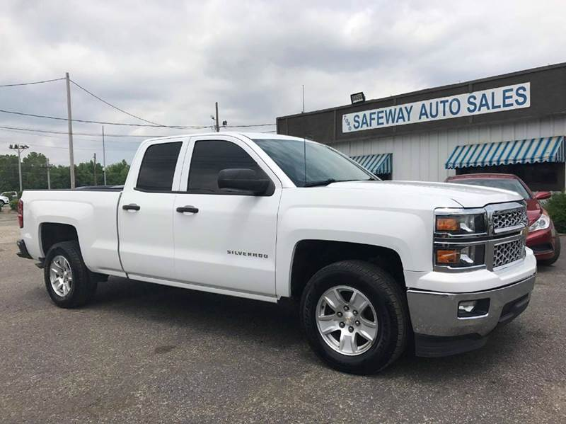 2014 Chevrolet Silverado 1500 4x2 LT 4dr Double Cab 6.5 ft. SB - Horn Lake MS