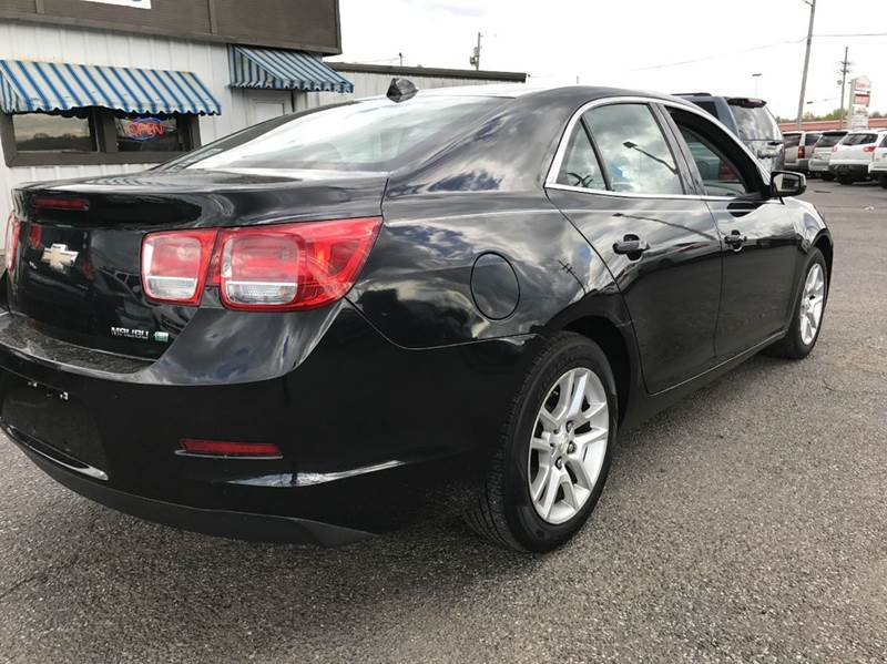 2013 Chevrolet Malibu Eco 4dr Sedan w/2SA - Horn Lake MS
