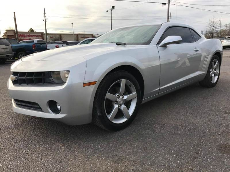 2010 Chevrolet Camaro LT 2dr Coupe w/2LT - Horn Lake MS