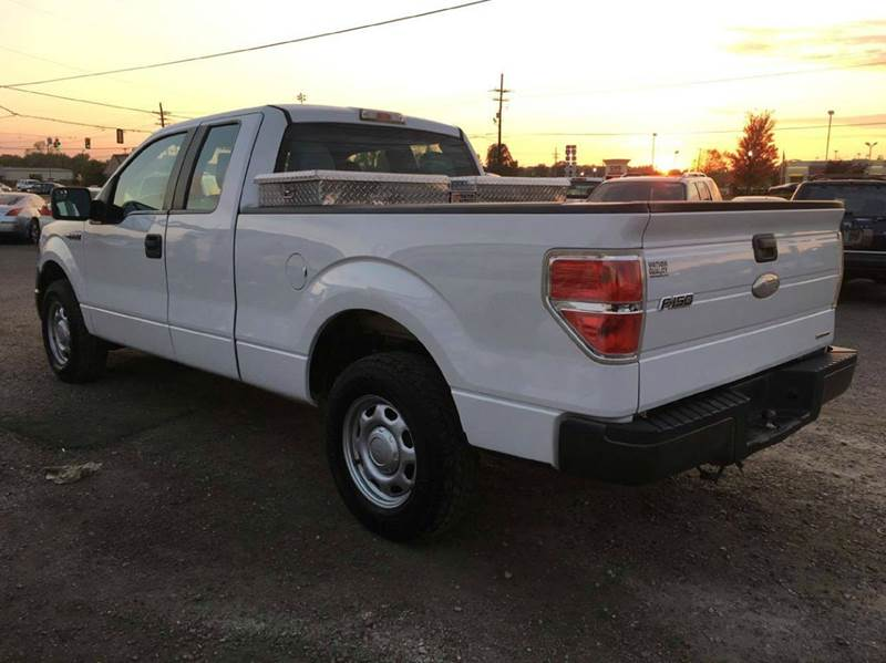 2011 Ford F-150 4x2 XL 4dr SuperCab Styleside 6.5 ft. SB - Horn Lake MS