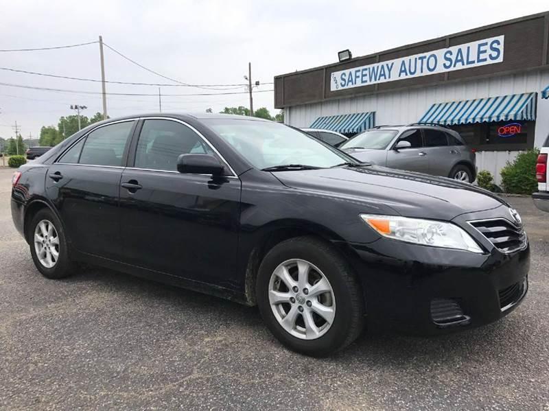 2011 Toyota Camry LE 4dr Sedan 6A - Horn Lake MS