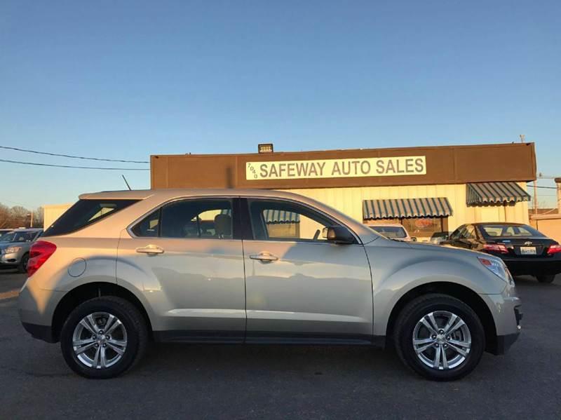 2014 Chevrolet Equinox AWD LS 4dr SUV - Horn Lake MS