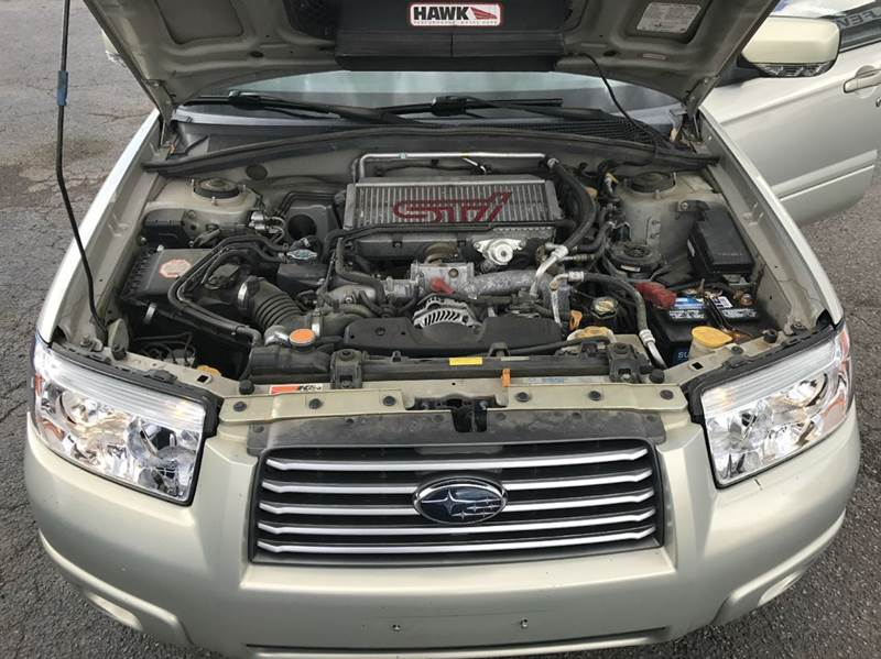 2006 Subaru Forester AWD 2.5 XT Limited 4dr Wagon (2.5L H4 4A) - Horn Lake MS