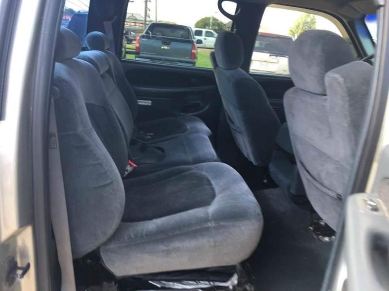 2001 Chevrolet Silverado 1500HD LS 4dr Crew Cab 2WD SB - Horn Lake MS