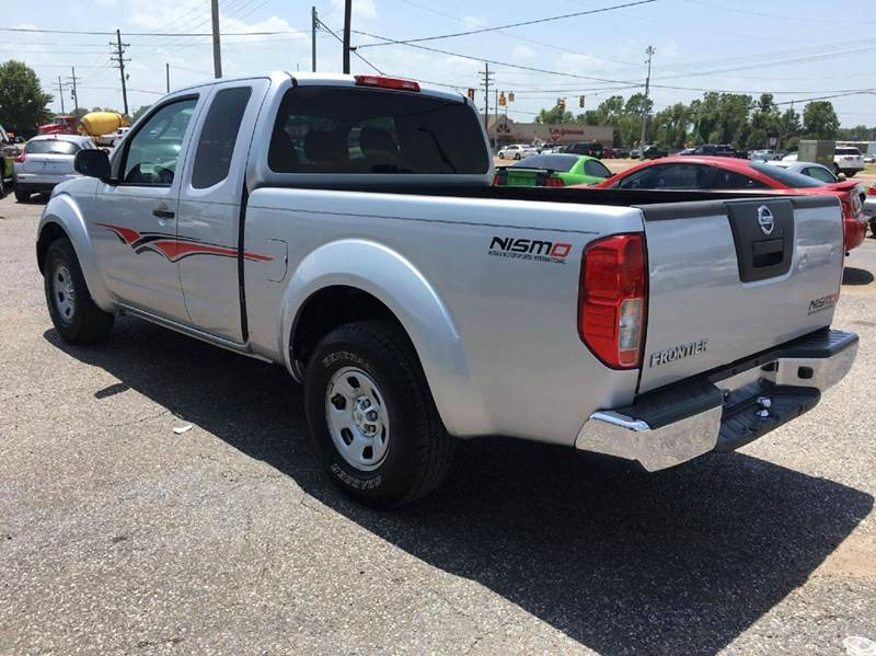 2011 Nissan Frontier 4x2 S 4dr King Cab Pickup 5M - Horn Lake MS