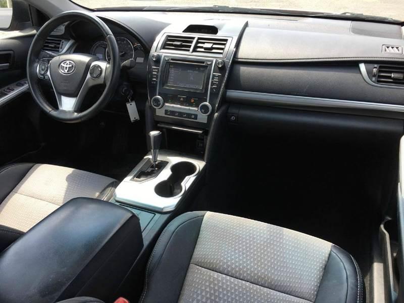 2014 Toyota Camry SE Sport 4dr Sedan - Horn Lake MS