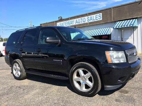 2007 Chevrolet Tahoe for sale in Horn Lake, MS