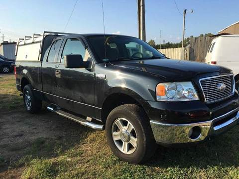 2006 Ford F-150 for sale in Horn Lake, MS