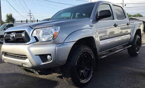 2015 Toyota Tacoma For Sale Carsforsale Com