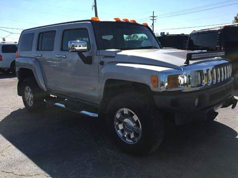 2006 HUMMER H3 for sale in Horn Lake, MS