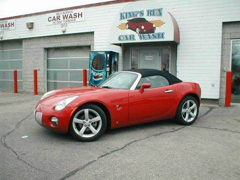 2006 Pontiac Solstice for sale in Rochester, MN
