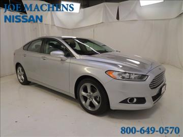2016 Ford Fusion for sale in Columbia, MO
