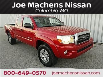 2010 Toyota Tacoma for sale in Columbia, MO