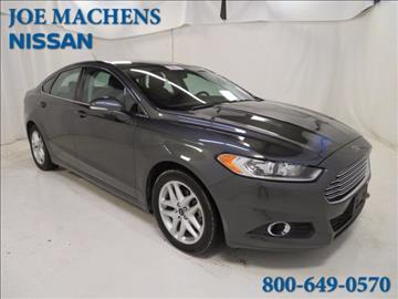 2015 Ford Fusion for sale in Columbia, MO