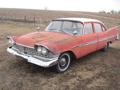 1959 Plymouth Belvedere For Sale Carsforsale Com