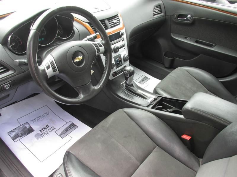 2011 Chevrolet Malibu LT 4dr Sedan w/2LT - Maquoketa IA