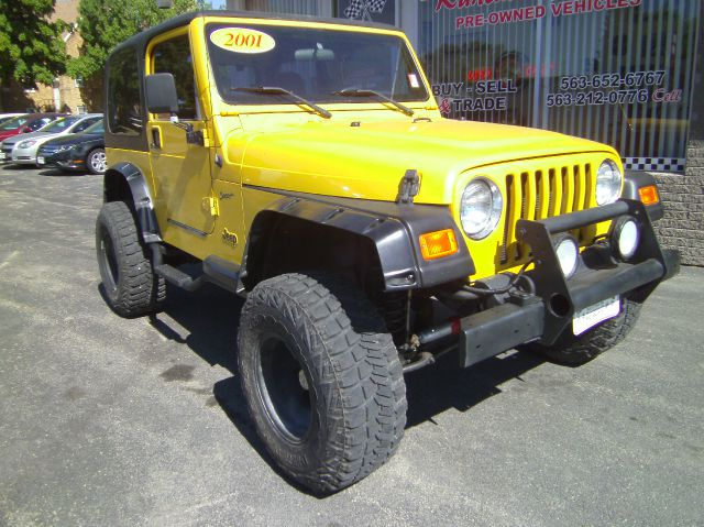 2001 Jeep Wrangler for sale in Maquoketa IA