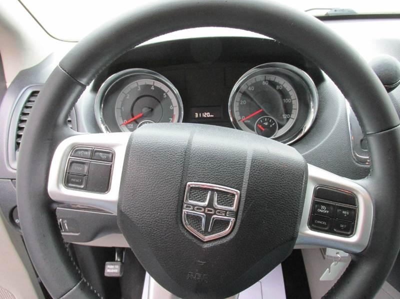 2014 Dodge Grand Caravan SE 4dr Mini-Van - Maquoketa IA