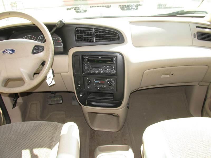 2001 Ford Windstar LX 4dr Mini-Van - Maquoketa IA