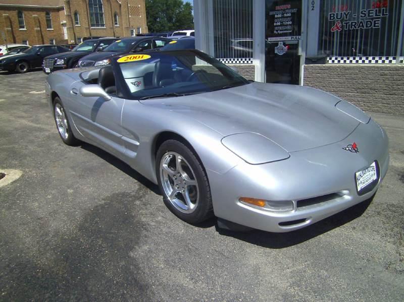 2001 Chevrolet Corvette 2dr Convertible - Maquoketa IA