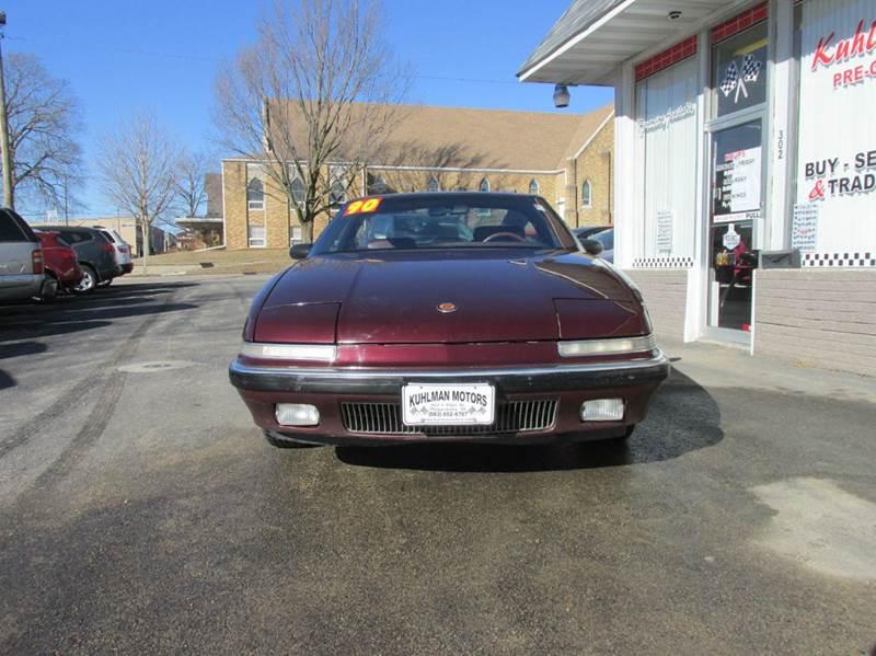 1990 Buick Reatta 2dr Coupe - Maquoketa IA