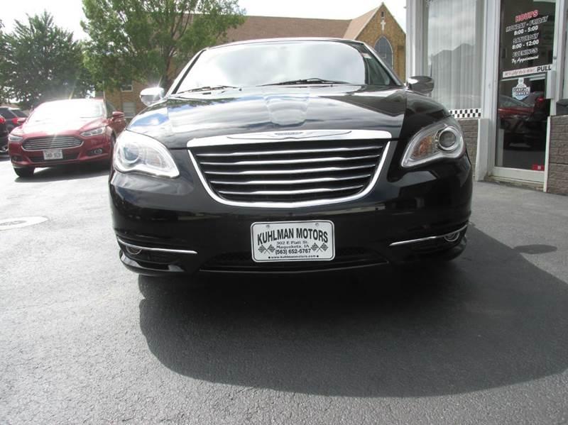 2014 Chrysler 200 Limited 4dr Sedan - Maquoketa IA