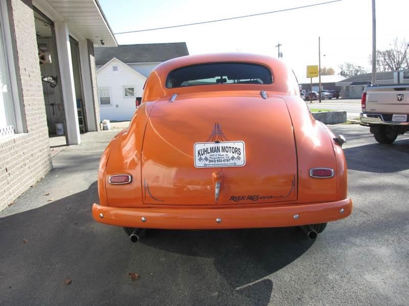 1941 Chevrolet Master Deluxe  - Maquoketa IA