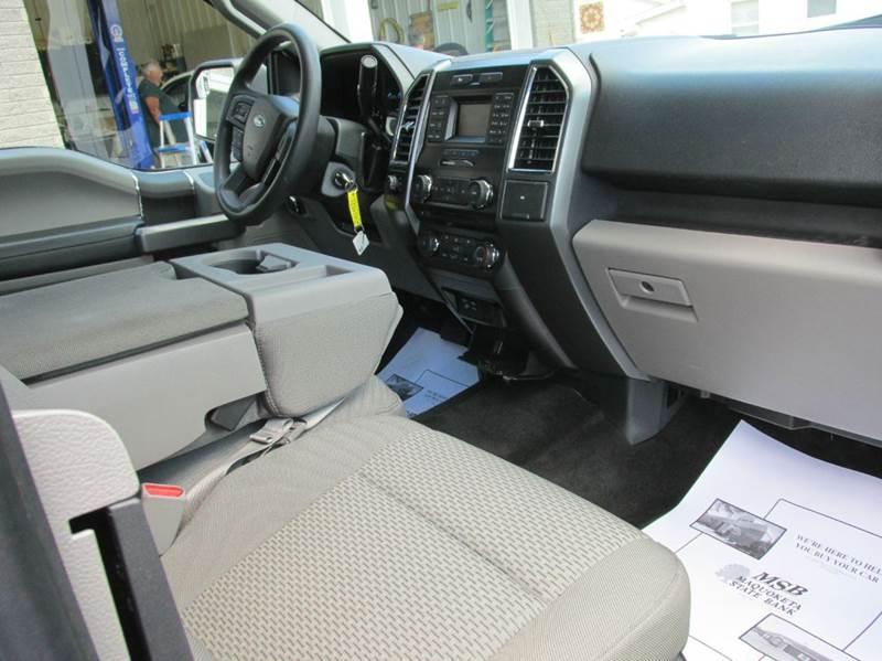 2015 Ford F-150 4x4 XLT 4dr SuperCab 8 ft. LB - Maquoketa IA