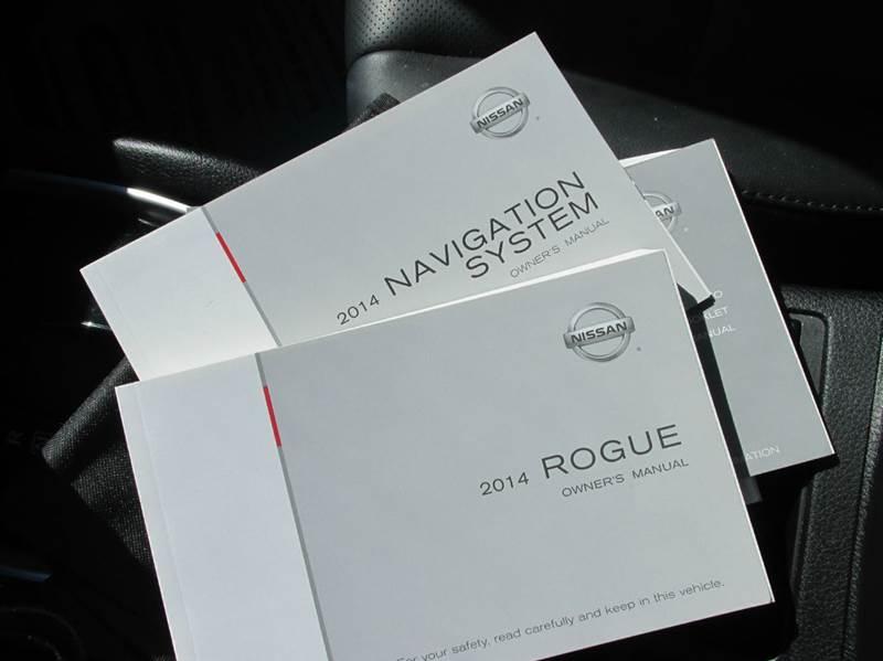 2014 Nissan Rogue AWD SL 4dr Crossover - Maquoketa IA