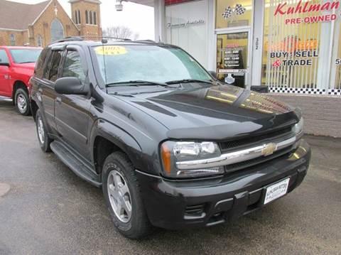 2005 Chevrolet TrailBlazer for sale in Maquoketa, IA