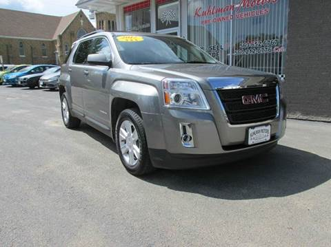 2012 GMC Terrain for sale in Maquoketa, IA