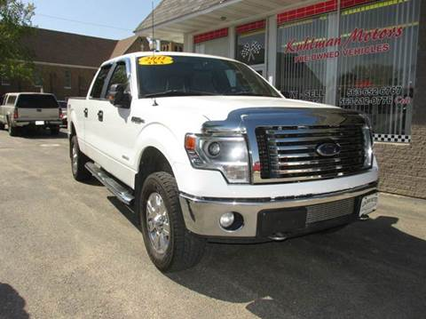 2011 Ford F-150 for sale in Maquoketa, IA