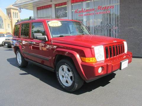 2006 Jeep Commander for sale in Maquoketa, IA