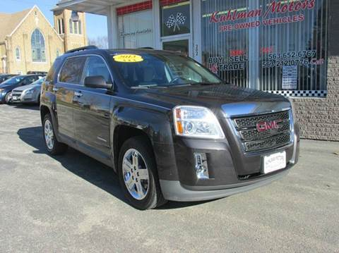 2013 GMC Terrain for sale in Maquoketa, IA