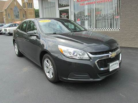 2014 Chevrolet Malibu for sale in Maquoketa, IA