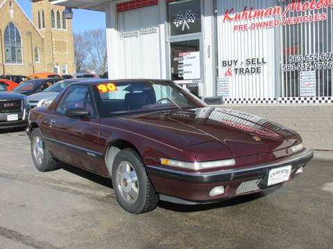1990 Buick Reatta for sale in Maquoketa, IA