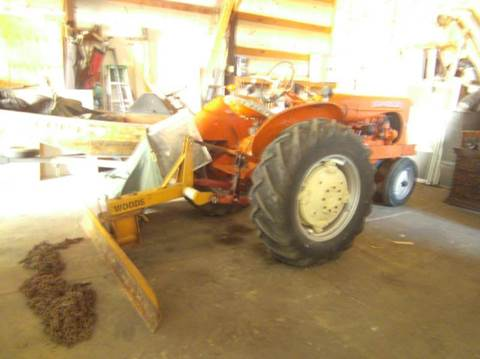 1953 Allis Chalmers WD