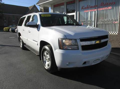 2007 Chevrolet Suburban for sale in Maquoketa, IA