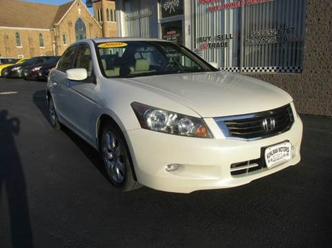 2009 Honda Accord for sale in Maquoketa, IA