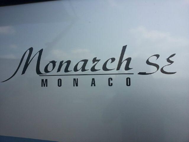2006 Monaco Monarch SE  - Fortworth TX