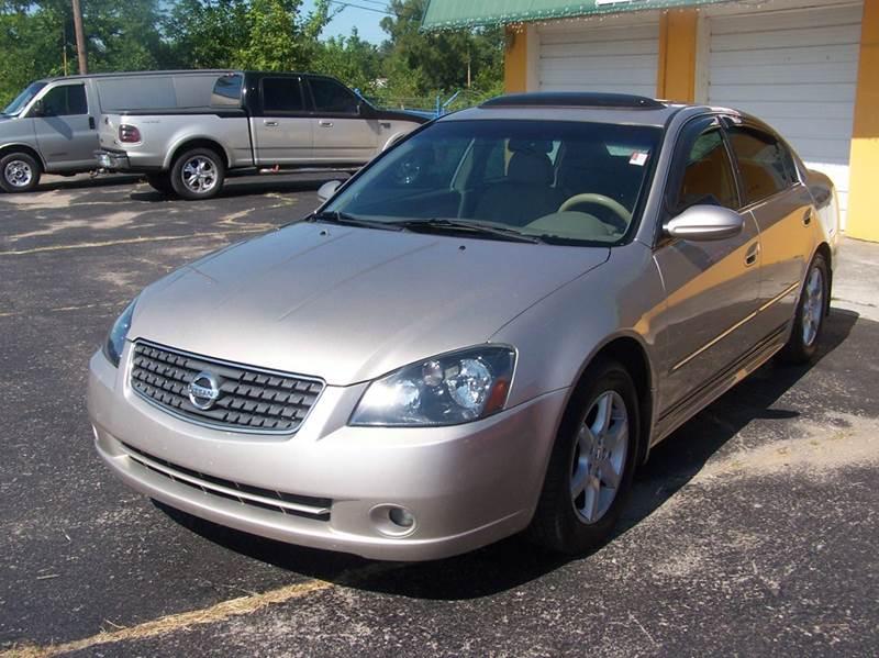 2005 nissan altima 2 5 sl 4dr sedan in murfreesboro tn for Next ride motors murfreesboro