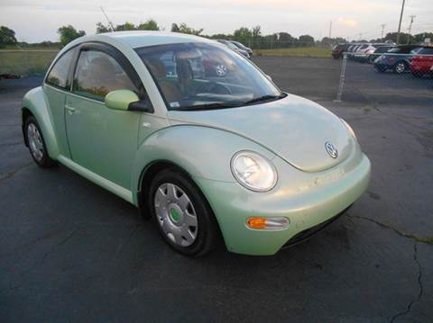 2001 Volkswagen New Beetle for sale in Murfreesboro, TN