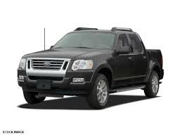2008 FORD EXPLORER SPORT TRAC XLT 4X2 PICKUP CREW CAB black our mission at car pass is always to e