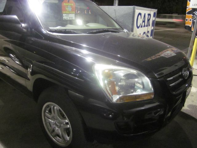 2006 KIA SPORTAGE LX 4DR SUV 2L I4 5M black our mission at car pass is always to exceed your exp
