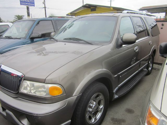 2001 LINCOLN NAVIGATOR BASE 2WD 4DR SUV gray our mission at car pass is always to exceed your expe