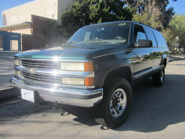 1998 CHEVROLET SUBURBAN K2500 4DR 4WD SUV gray our mission at car pass is always to exceed your e