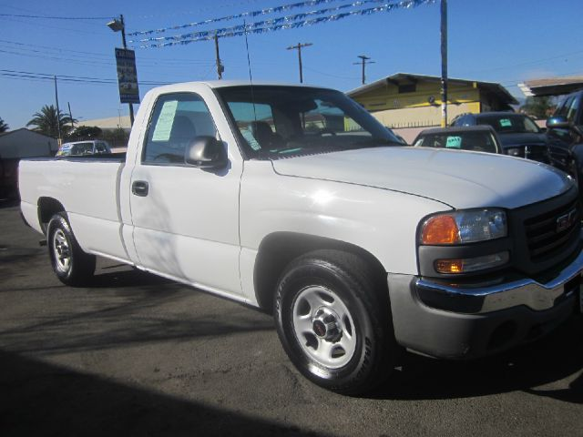 2004 GMC SIERRA 1500 SLE 2DR REGULAR CAB RWD SB white our mission at car pass is always to exceed