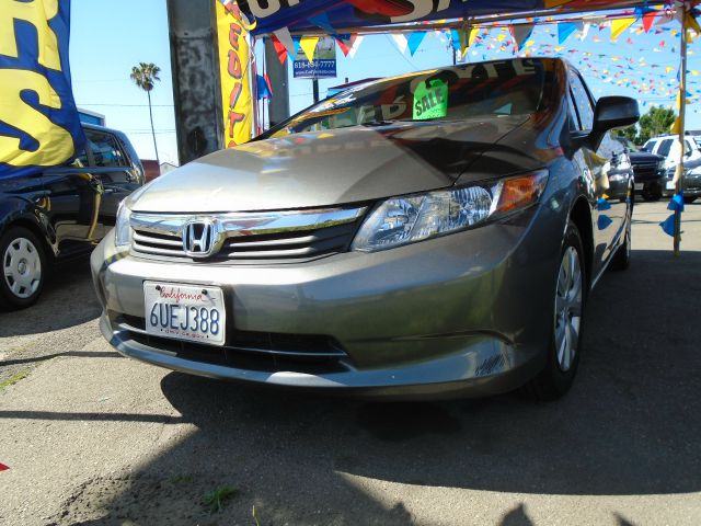 2012 HONDA CIVIC gray our mission at car pass is always to exceed your expectations and earn your