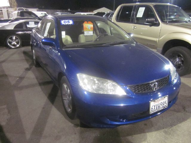 2005 HONDA CIVIC EX 2DR COUPE WFRONT SIDE AIRBAG blue our mission at car pass is always to exceed