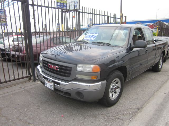 2007 GMC SIERRA 1500 CLASSIC WORK TRUCK 4DR EXTENDED CAB 65 dark blu our mission at car pass is